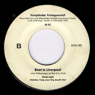 Beat in Liverpool Buchclub -  EP