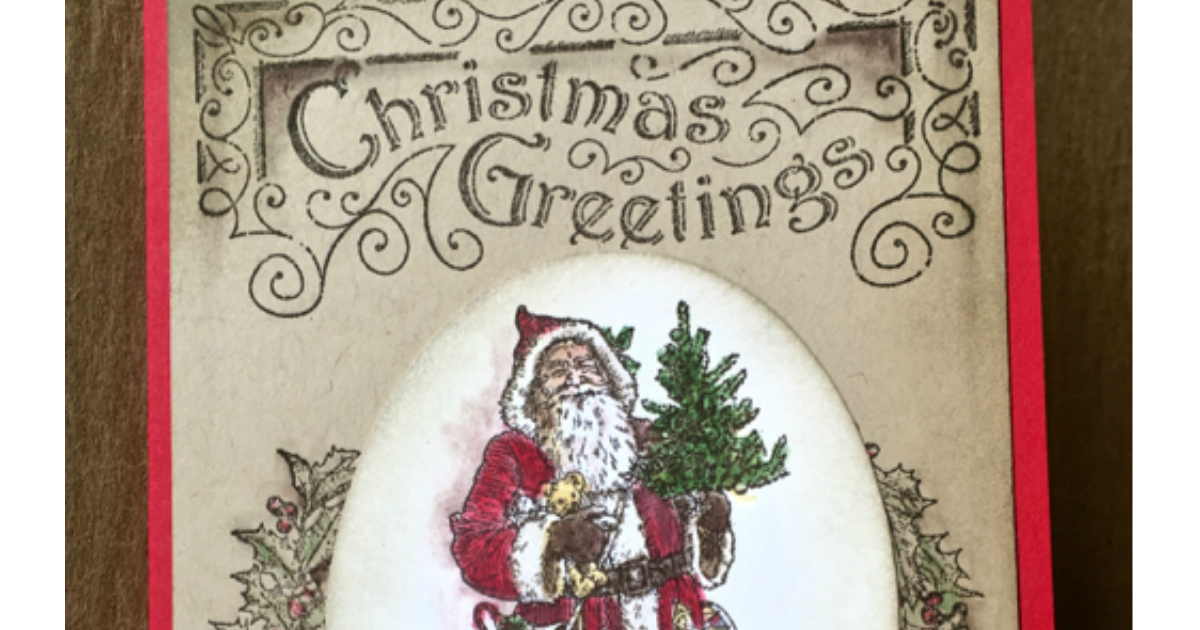 Ann Craig Distinktive Stamping Designs Stampin Up
