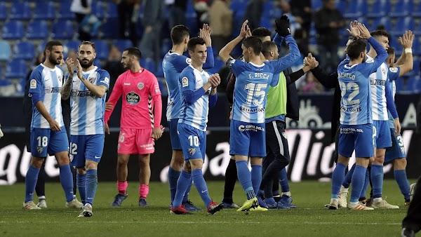 El Málaga acaba segundo clasificado tras terminar la jornada