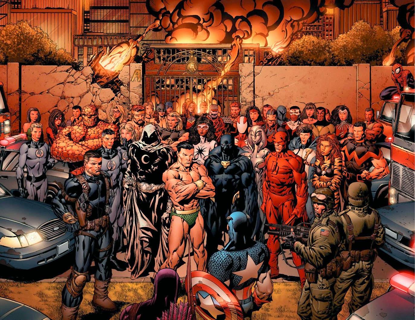 marvel avengers disassembled