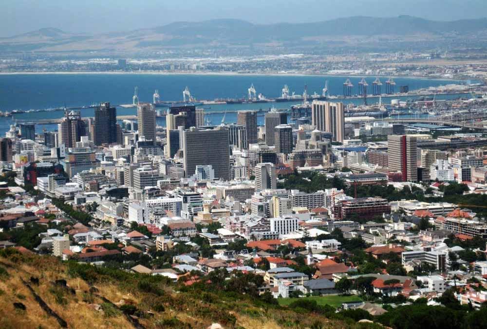 Cidade do Cabo, Terceira Maior Cidade da África do Sul