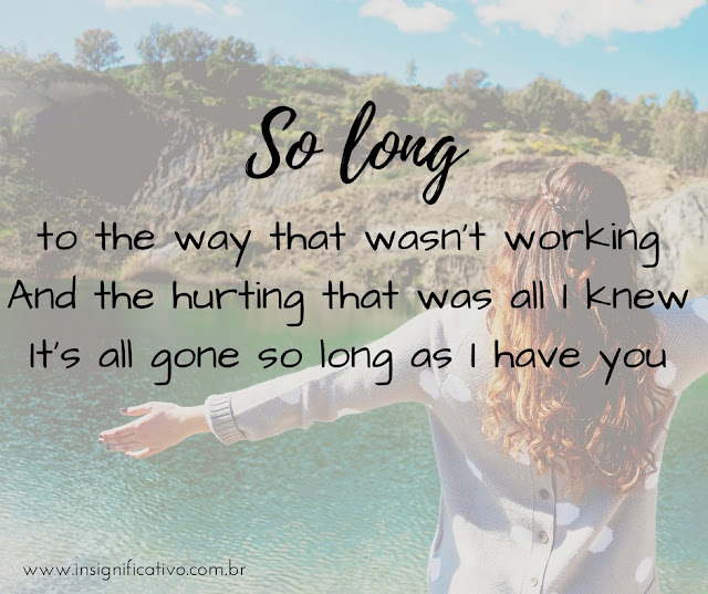 So long - Francesca Battistelli
