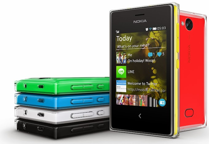 Nokia Asha 503 - Video Review