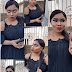 Halima Abubakar's makeup photos that got people talking