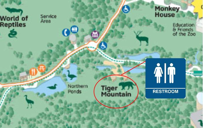 Man Mauled by Tiger in Bronx Zoo after Apple Maps Mistakes ... on ny aquarium map, south bronx map, brooklyn map, mta bronx bus route map, subway map, arthur avenue map, buffalo zoo ny map, prospect park map, american museum of natural history map, gun hill road map, zoo park map, wildlife safari map, arthur ave bronx ny map, bronx street map, woodlawn cemetery bronx map, manhattanhenge map, new york map, the bronx map, virginia zoological park map, central park map,