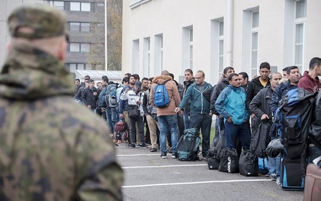 ألمانيا : البدء بسحب الإقامات من اللاجئين السوريين في ألمانيا !