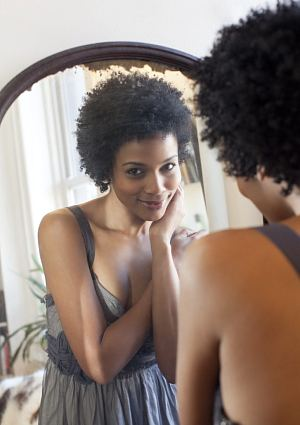Motivational Moment: Looking In The Mirror...Pearl Bailey