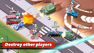 Download Crash of Cars v1.1.0 Apk Mod7