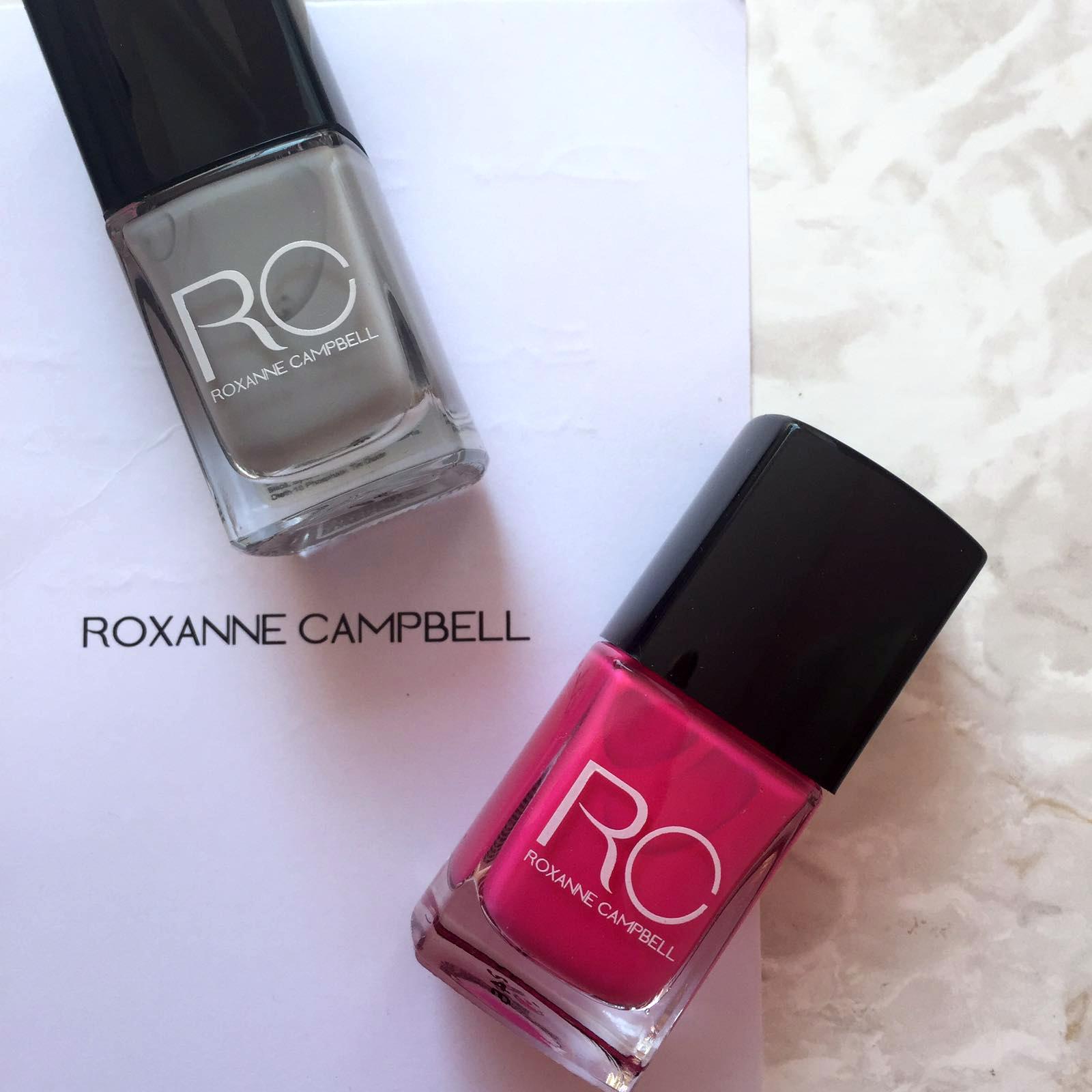 A New Nail Polish Brand - Roxanne Campbell - Mammaful Zo: Beauty ...