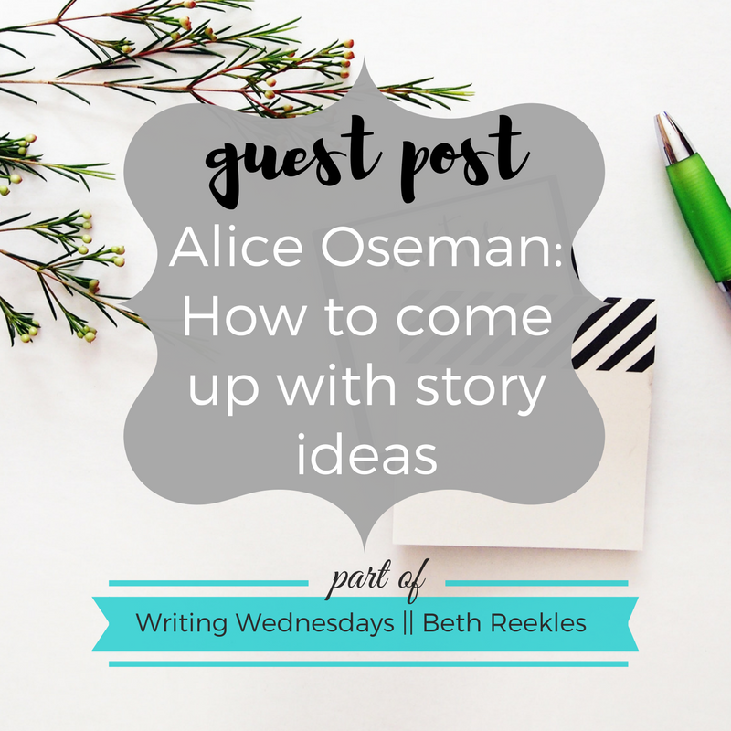 YA author of Solitaire and Radio Silence, Alice Oseman, shares her advice on how to come up with story ideas in this guest post.