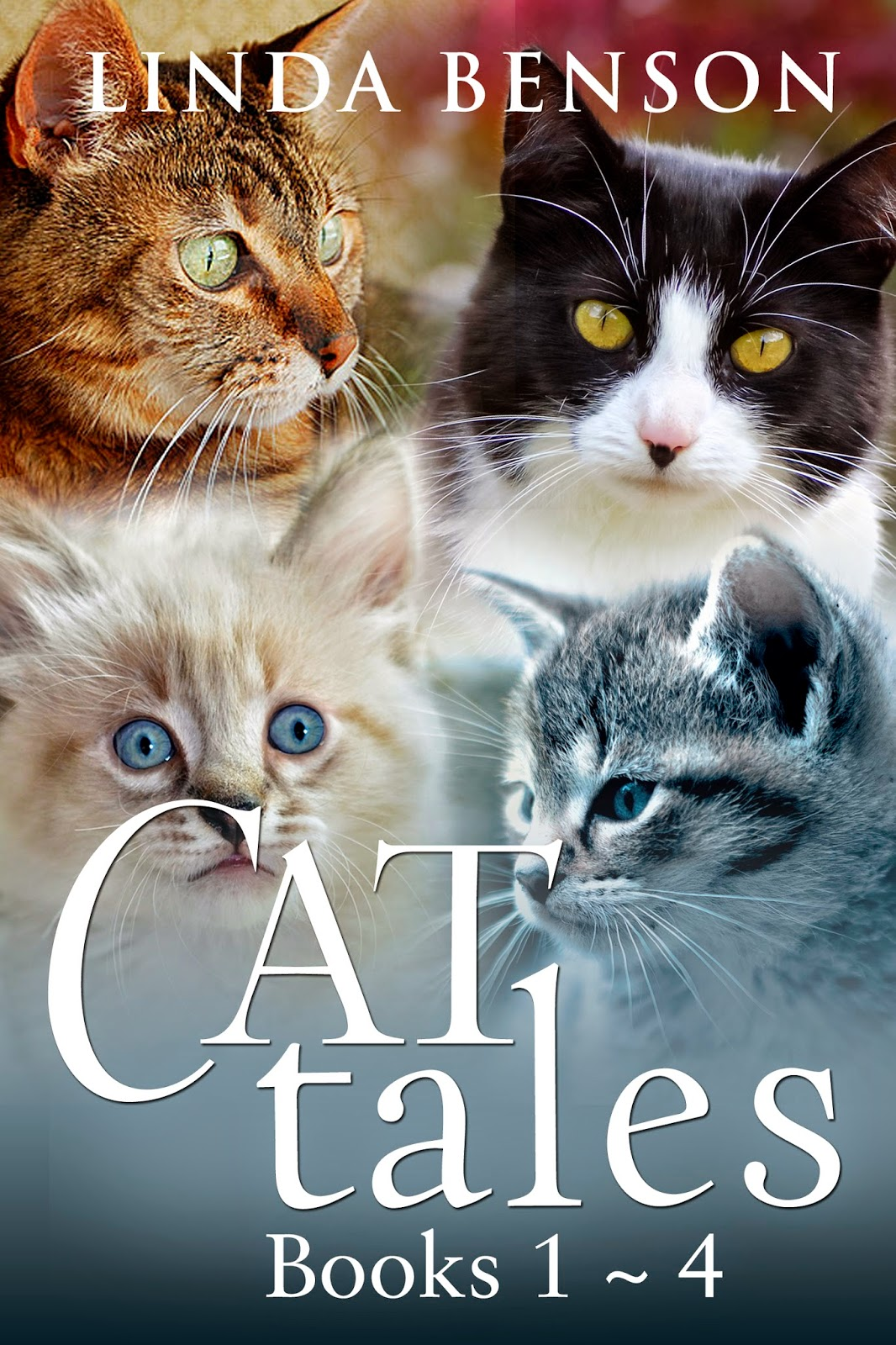 http://www.amazon.com/Cat-Tales-Books-Linda-Benson-ebook/dp/B00P5KMD28