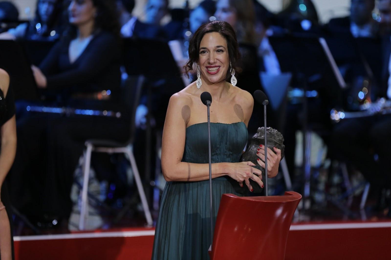 Beatriz Bodegas productora de 'Tarde para la ira' - Goya 2017