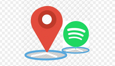 Cara Memutar Lagu Aplikasi Spotify Di Google Maps
