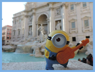 Vacanze romane * Visita guidata serale per famiglie con bambini.