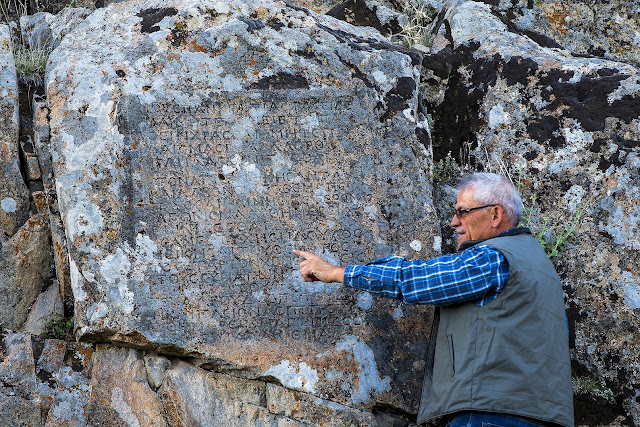 2,000-year-old inscription with 'horse racing rules' discovered in central Turkey