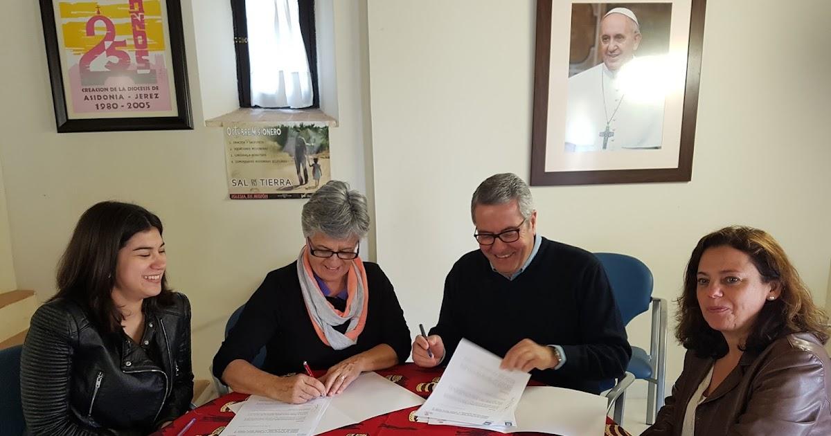 Noticias de asidonia jerez convenio de colaboraci n entre for Fuera de convenio 2017
