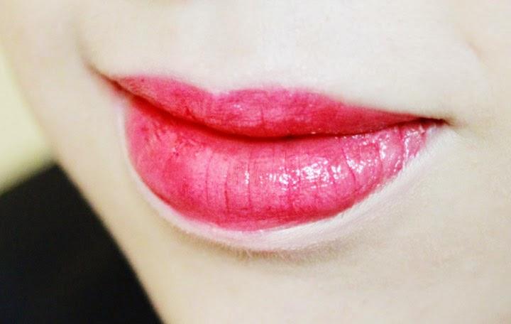 YSL Rouge Volupte Shine Lipstick #5