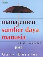 MANAJEMEN SUMBER DAYA MANUSIA edisi kesepuluh jilid 2