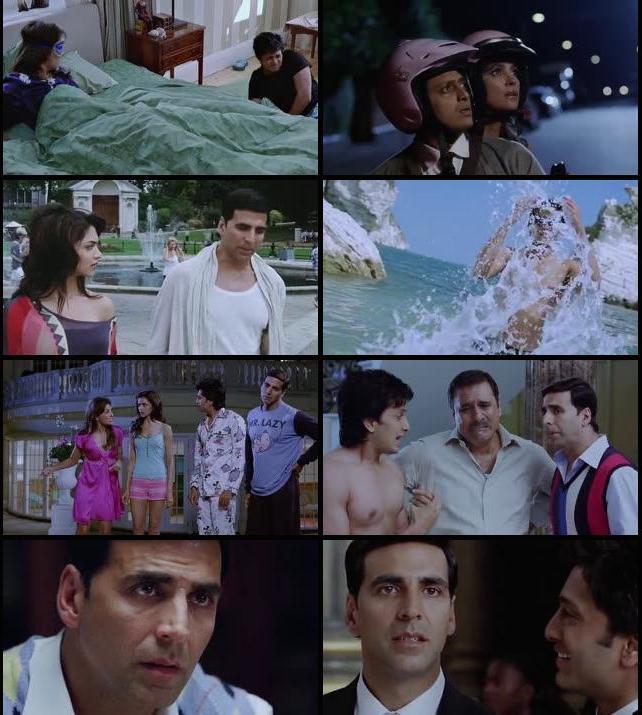 Housefull 2010 Hindi 480p BluRay