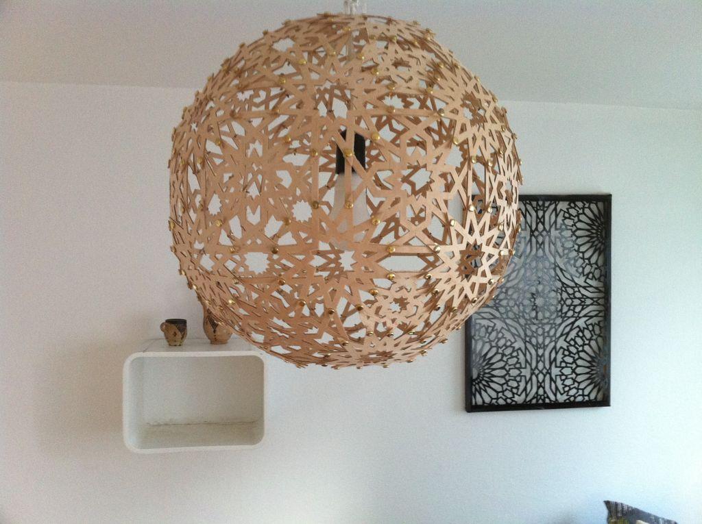Handmade-Inspiration By JoonLi: DIY Lampen / Lights Do It