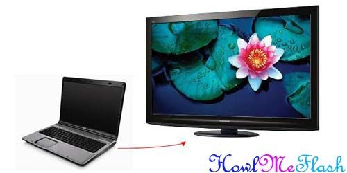Connect Laptop Computer to Television