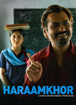 Watch Haraamkhor (2017) DVDRip Hindi Full Movie Watch Online Free Download