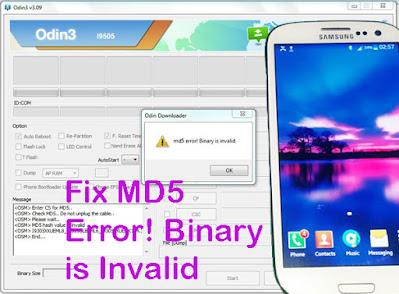 Gagal-Flash-Samsung-Galaxy-S3-GT-I9305-MD5-Error!-Binary-is-Invalid