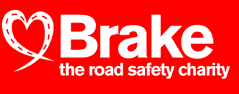 red Brake charity logo