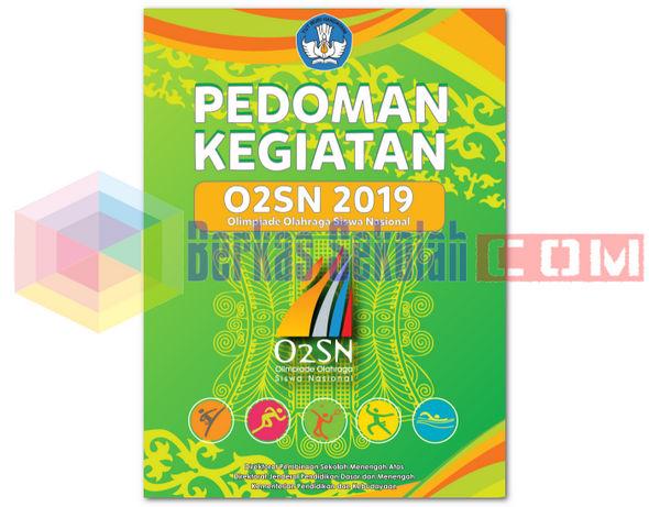 Pedoman O2SN SMA Tahun 2019 PDF