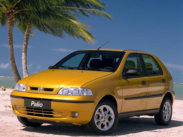 Fiat Palio EX 2002 Century