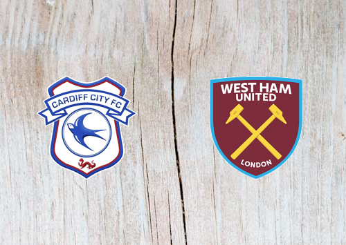 Cardiff vs West Ham - Highlights 9 March 2019