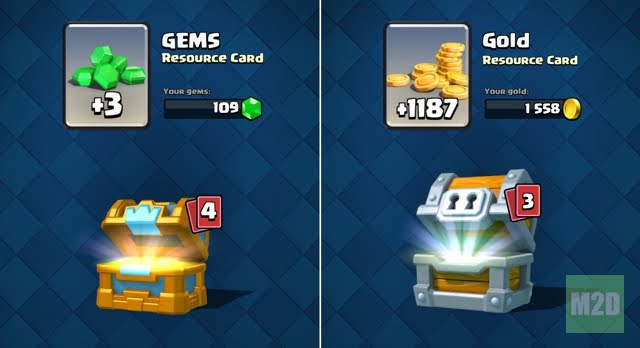 Gold dan Giant Chest