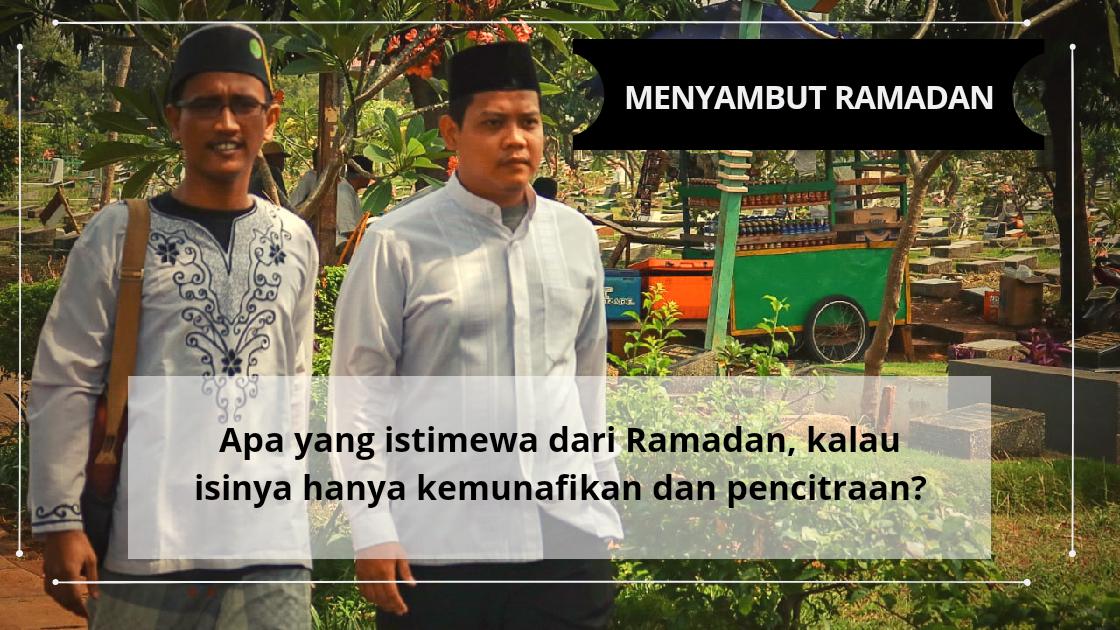 Menyambut Ramadan