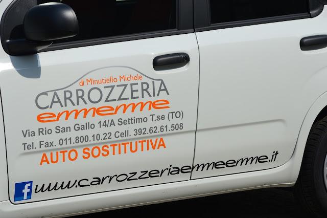 8 auto sostututive da Carrozzeria Emmeemme!