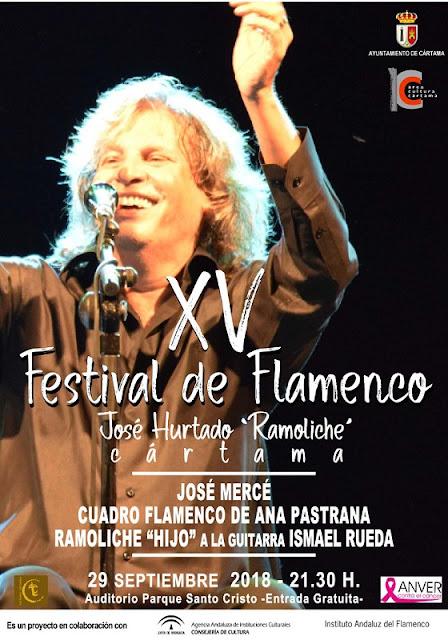 XV Festival Flamenco de Cártama