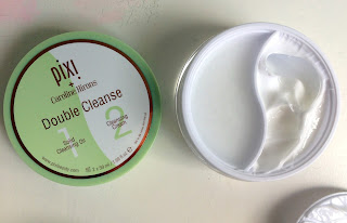 Caroline Hirons and Pixi Double Cleanse