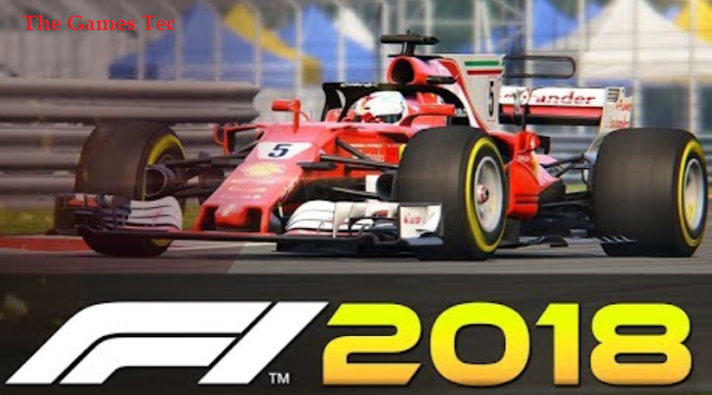 F1 2018 Download Game For Free Complete Setup For PC Direct Download Link