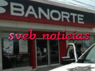 """Asaltan """"Banorte""""de la avenida Salvador Díaz Mirón en Veracruz"""