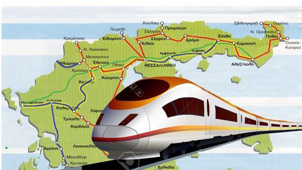 Σιδηροδρομική σύνδεση Ηγουμενίτσας – Καλαμπάκας, σε έξι χρόνια
