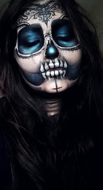 Maquillage Calavera Sugar Skull