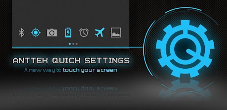 AntTek Quick Settings