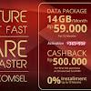 SPESIFIKASI & HARGA ASUS-ZENFONE DALAM PROGRAM BUNDLING TELKOMSEL 14 GB