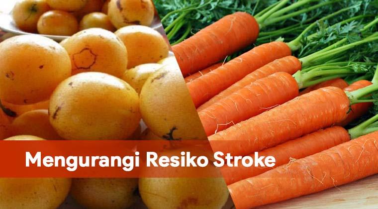 Mengurangi Resiko Stroke Dengan Jus Gandaria Campur Wortel