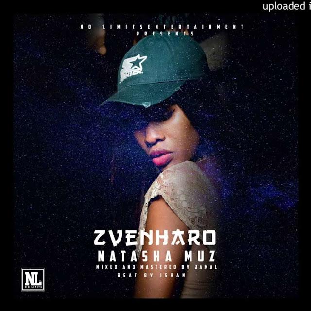 Zvenharo - Natasha Muz Cover Art