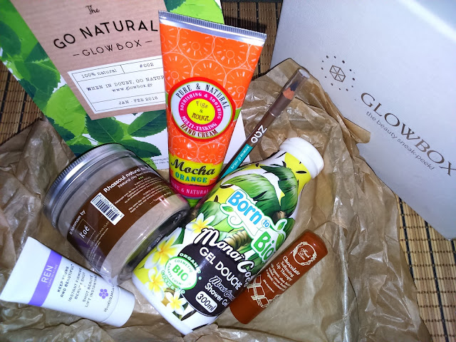 Go Natural box by Glowbox