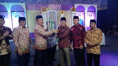 Penyelenggaraan MTQ Ke 49 Kabupaten Tangerang Berjalan Sukses