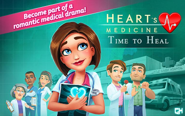 Heart's Medicine Time to Heal APK Mod v22.0 (Offline, Unlocked) for Android