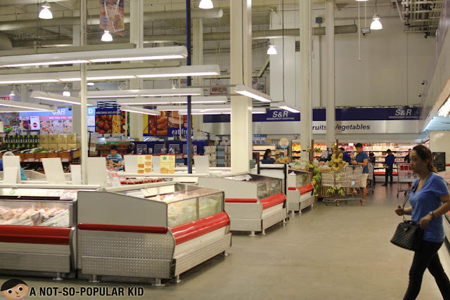 S&R Interior in ASEANA near Mall of Asia