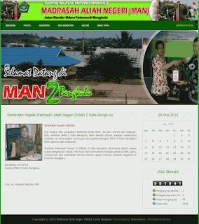 Web Sekolah Sederhana Dengan PHP