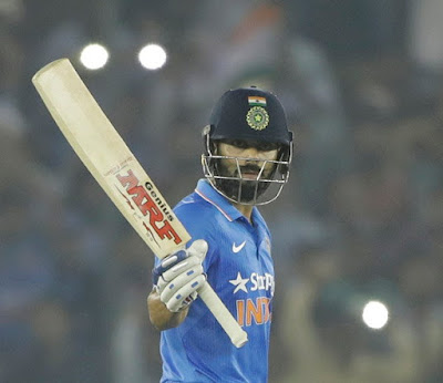 virat kohli selected as captain in idi and t20